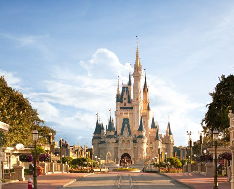 WDW MK Cinderella Castle